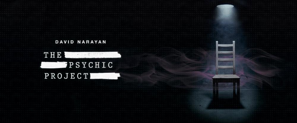 The Psychic Project: David Narayan Recreates Cold War Experiments