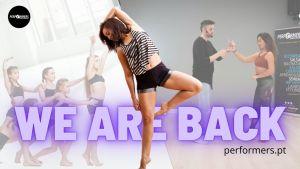Leia mais sobre o artigo Regresso às aulas de dança