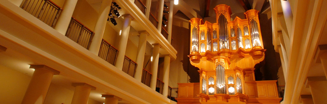 Reyes Organ and Choral Hall