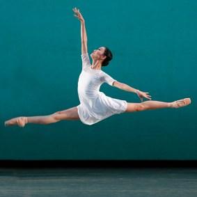 Dancer from American Ballet Theatre Studio