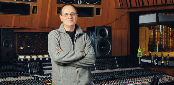 Producer Bob Ezrin on his work with Alice Cooper and Pink Flloyd