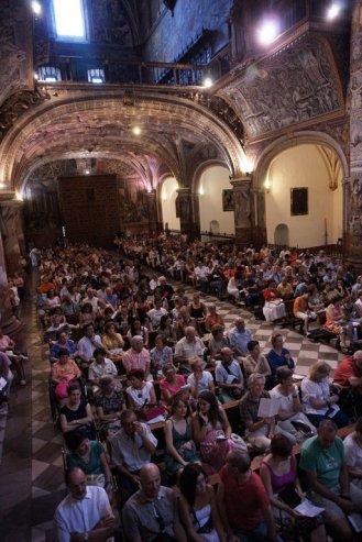 Monastery of Santo Tomas in Avila