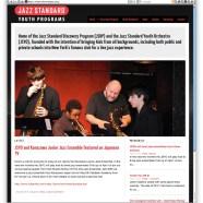 Jazz Standard Discovery Program