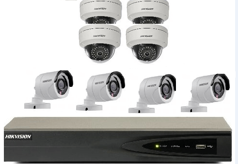 kit camera de surveillance tunisie prix  hikvision