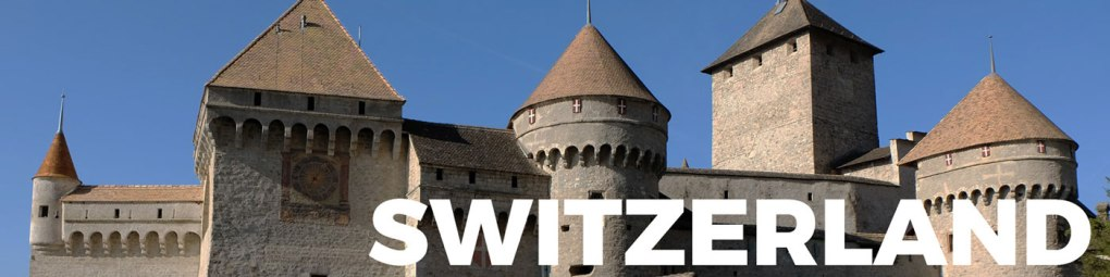 Switzerland Travel perfspots