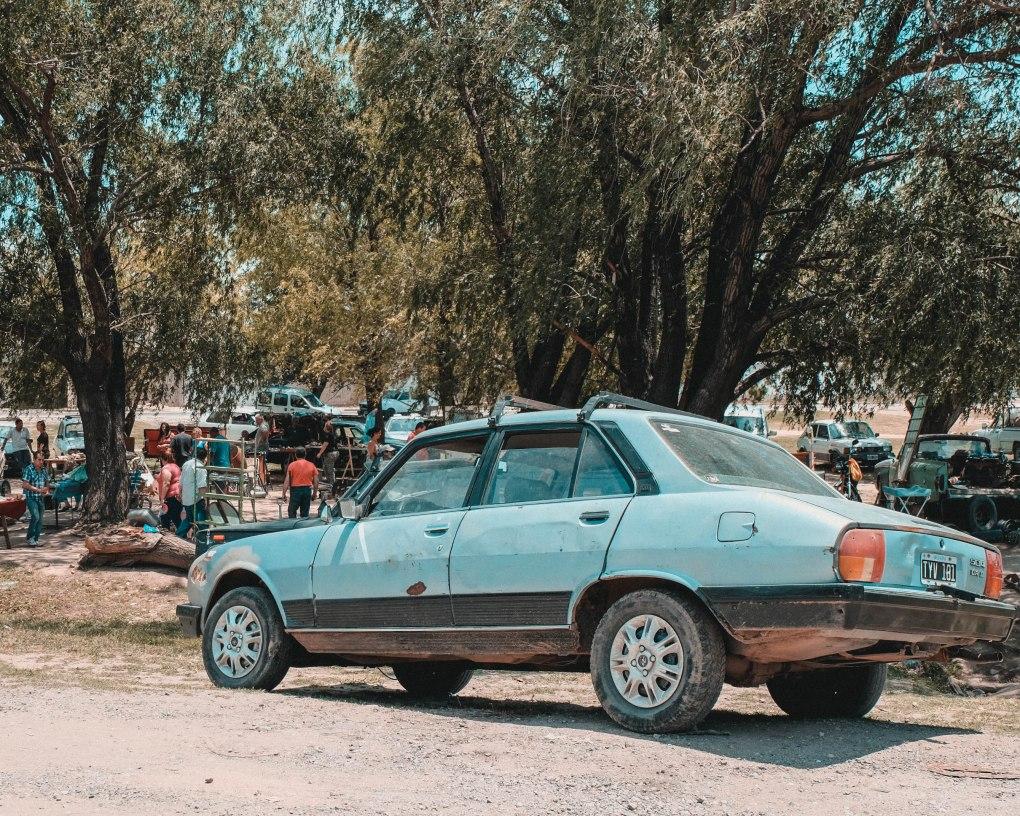 old car Córdoba Argentina
