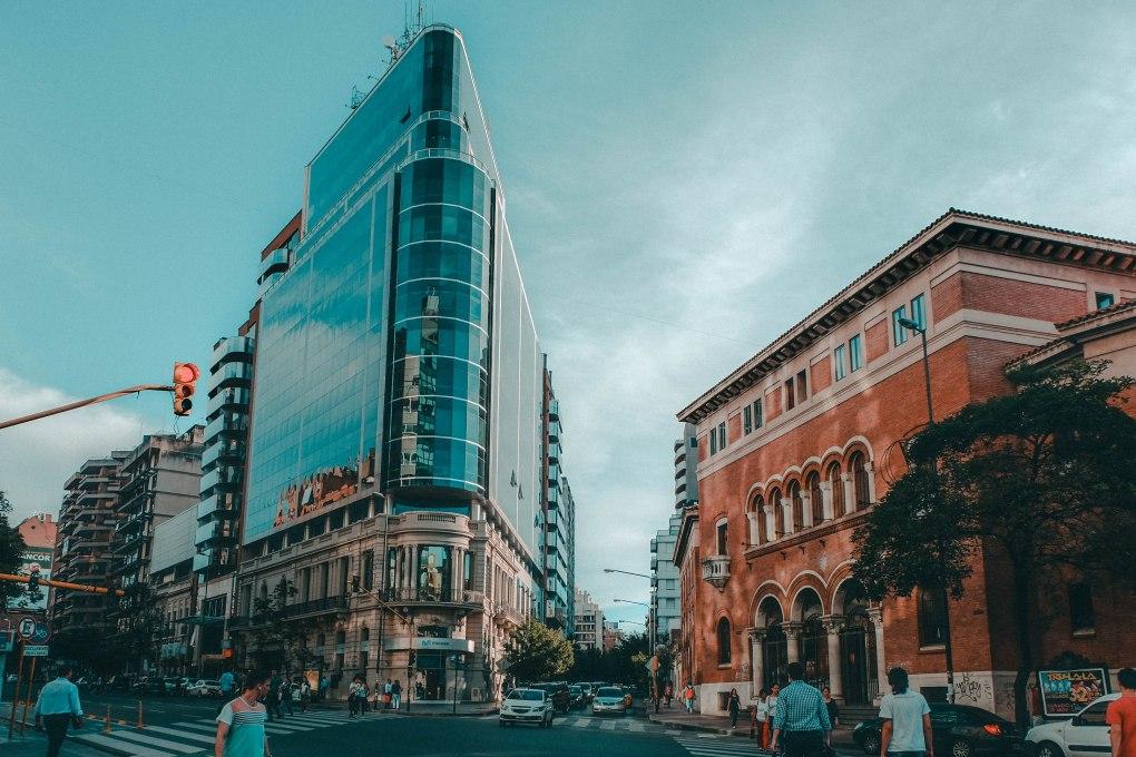 Architecture Córdoba Argentina