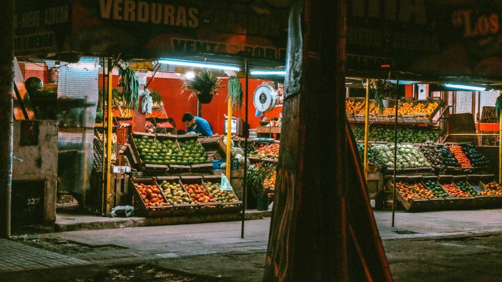 market Córdoba Argentina