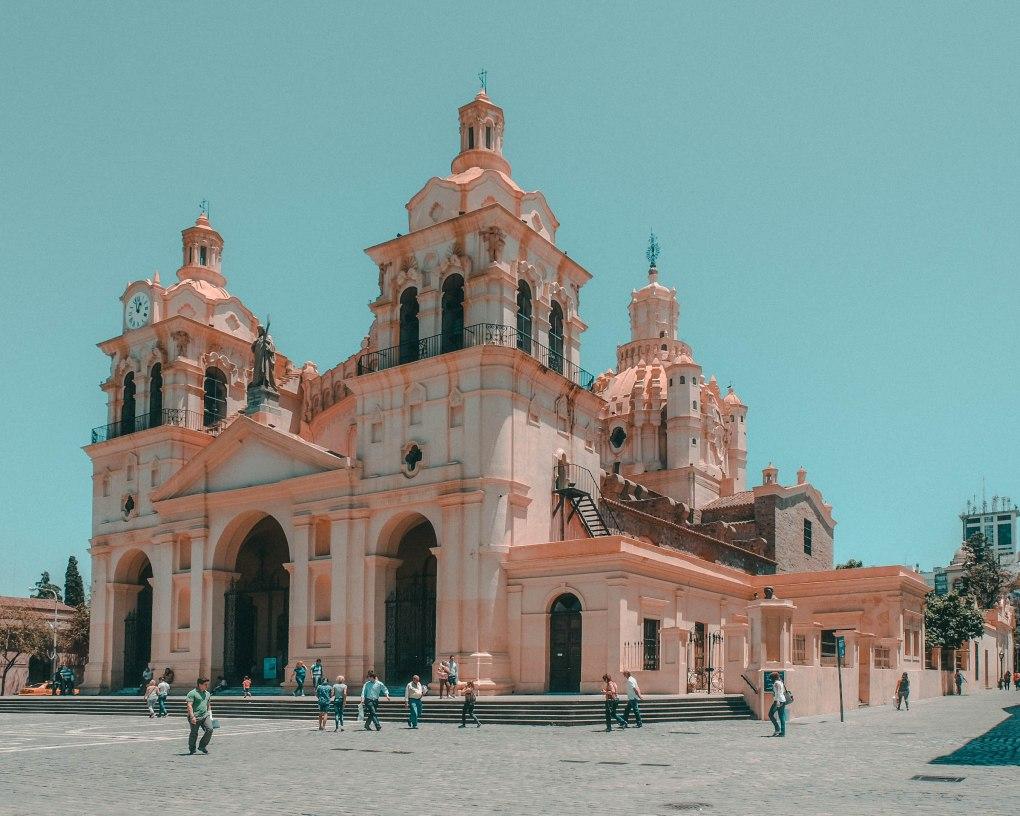 Cathedral of Córdoba Argentina