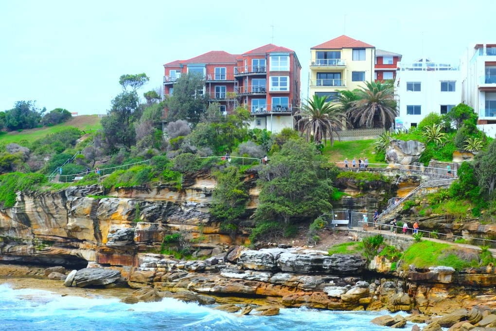 bondi beach to coogee