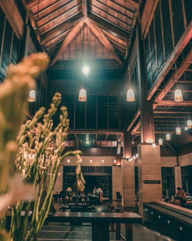 Lobby Conrad Bali