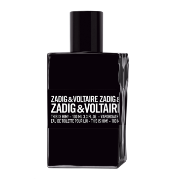 """""""This is Him"""". Zadig & Voltaire."""