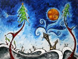 Caron Nuit de Noel