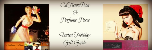 cyber monday perfume gift guide