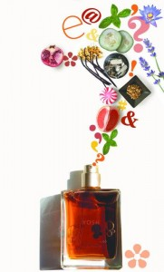 yosh han scented aura reading perfume gift