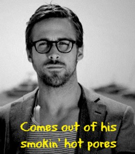 amouage beloved man Ryan Gosling