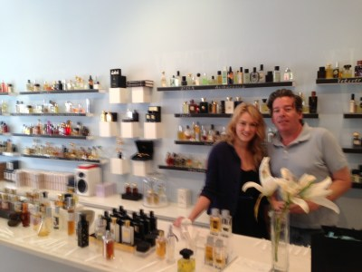 Scent Bar Tom MeetUp LA