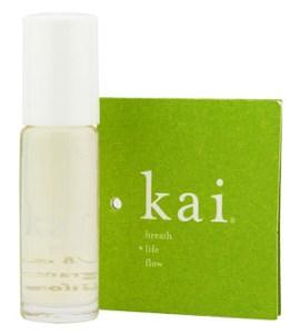 kai comfort go-to scents
