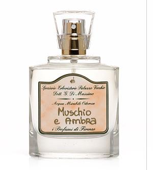 Muschio e Ambra Profumi di Firenze Beauty Habit