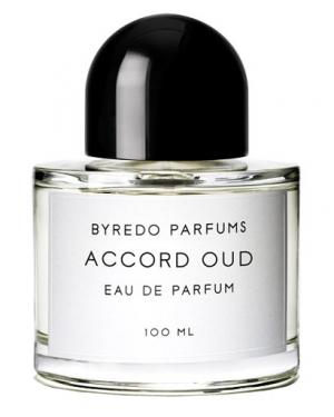 Accord Oud Byredo Fragrantica