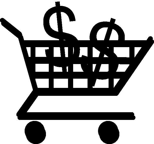 Cyber Monday shopping cart