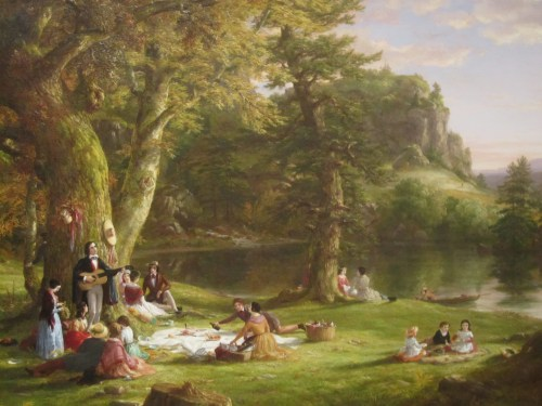 Surrender Surrender To Chance Thomas_Cole's The_Picnic Wikipedia