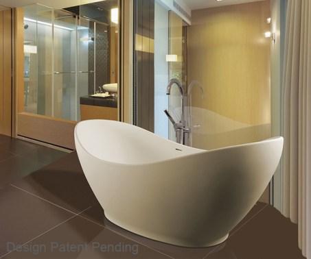 Dream bathtub - MTI Juliet