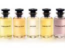 Louis Vuitton perfumes - Turbulences, Apogee, Dans la peau, mille feux, contre moi, matiere noire