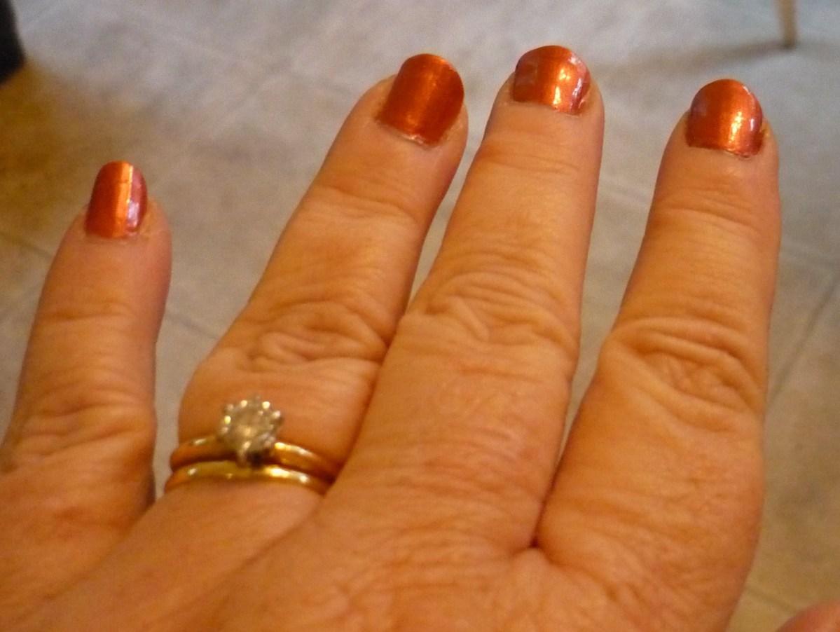 autumn fingertips nail polish