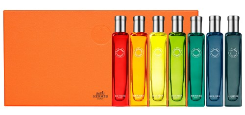 Hermes Travel Colognes Fragrant Christmas Wishlist