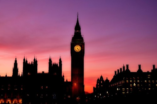 Great Britain London England Parliament Big Ben