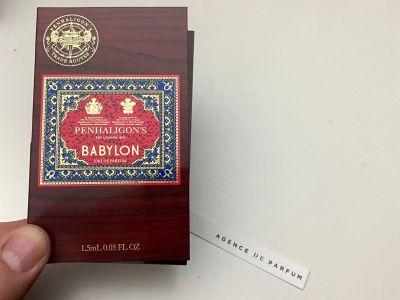 Babylon by Penhaligon's Sample