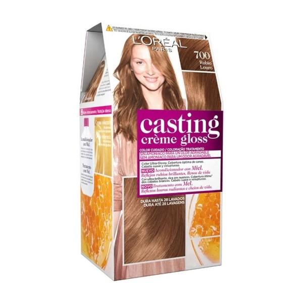 L'OREAL PARIS Casting Creme Gloss Baño de Color 700 Rubio