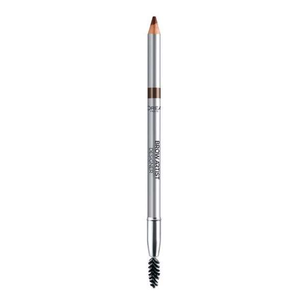 L'Oréal Paris Brow Artist Design lápiz de cejas 303 castaño oscuro