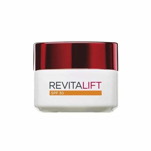 L'Oréal Paris Revitalift Crema de Día Antiarrugas con protección solar - Con Pro-Retinol - 50 ml