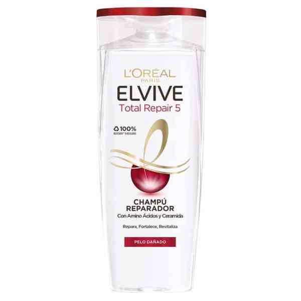 L´Oréal Paris Elvive Total Repair 5 Champú Reparador para el pelo dañado 285ml