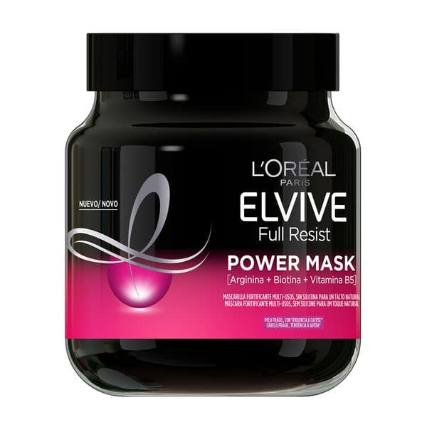 L'ORÉAL PARIS Elvive Full Resist Power Mask Mascarilla Fortificante