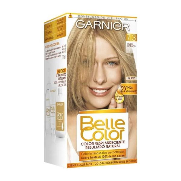 Belle Color Tinte Capilar 7.3 - Rubio Dorado