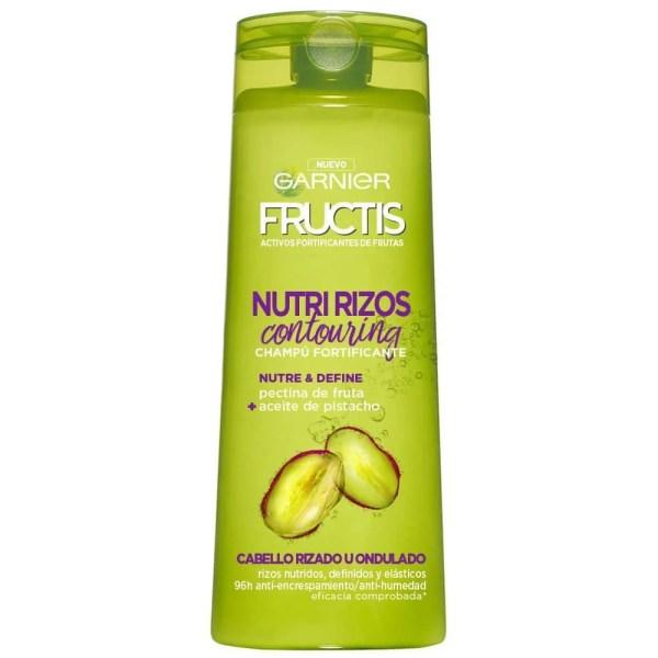 Fructis Champú Nutri Rizos 300 ml