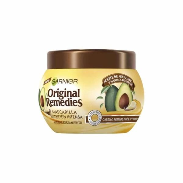 Original Remedies Mascarilla Aguacate y Karité 300 ml