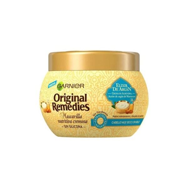Original Remedies Mascarilla Elixir de Argán 300 ml
