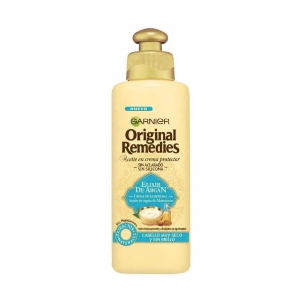 Original Remedies Aceite en Crema Elixir de Argán 200 ml
