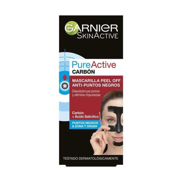 Pure Active Mascarilla peel off anti- puntos negros