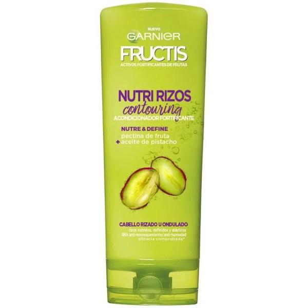 Fructis Acondicionador Nutri Rizos 300 ml