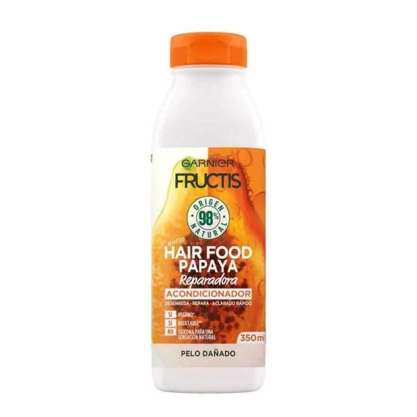 Hair Food Acondicionador Papaya Reparadora - 350 ml
