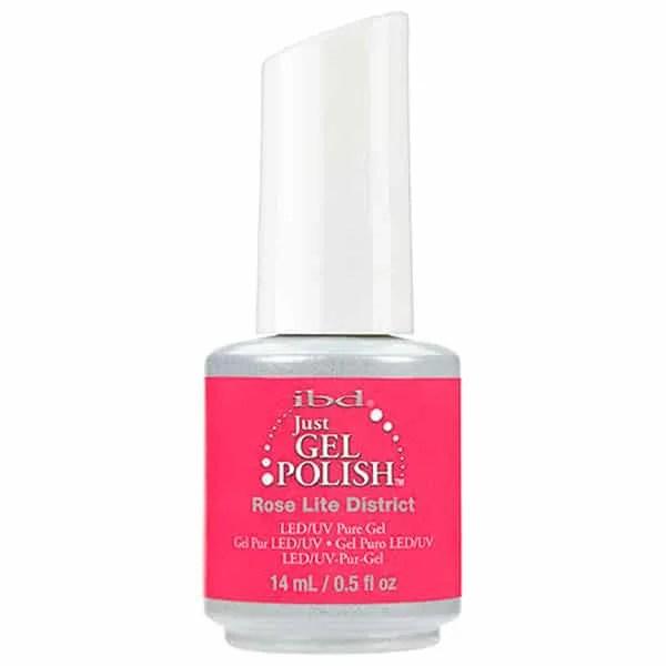 Ibd Just Gel Esmalte en Gel Semipermanente Rose Lite District 14 ml