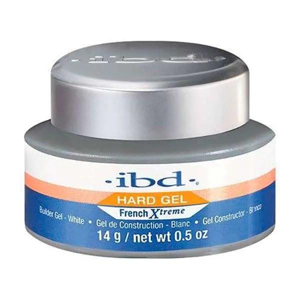 IBD GEL DE CONSTRUCCIÓN UÑAS FRENCH XTREME BLANCO 14 gr