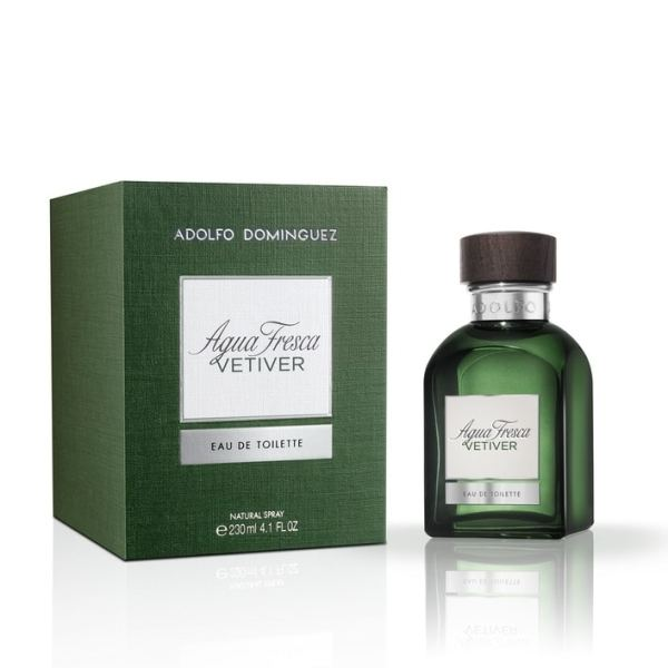 Adolfo Dominguez Agua Fresca Vetiver 230 ml