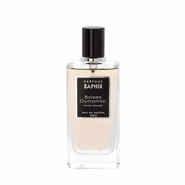 SAPHIR MAN - Boxes Dynamic 50 ml