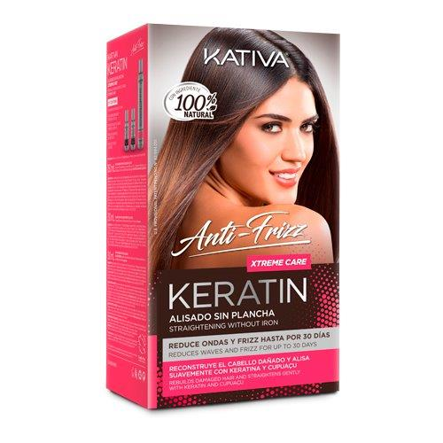 KERATIN ANTI FRIZZ XTREME CARE - KIT ALISADO SIN PLANCHA